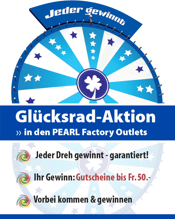 PEARL Laden Factory Outlet Fabrikverkauf
